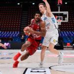 Olimpia Basket Milano vs Aquila Trento 82-75