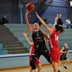 Sanga Basket Milano vs Velcofin Vicenza 51-61